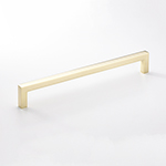 "8-3/8"" Bromsgrove Pull in Polished Brass"
