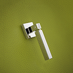 Bromford Drop Handle in Polished Nickel