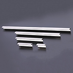 Jaspette Cabinet Pulls in Polished Nickel