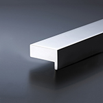Quinton Cabinet Pulls in Polished Nickel
