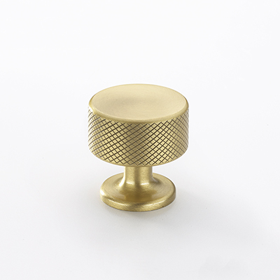 "1-1/4"" Sparkbrook Knob in Semi Bright"