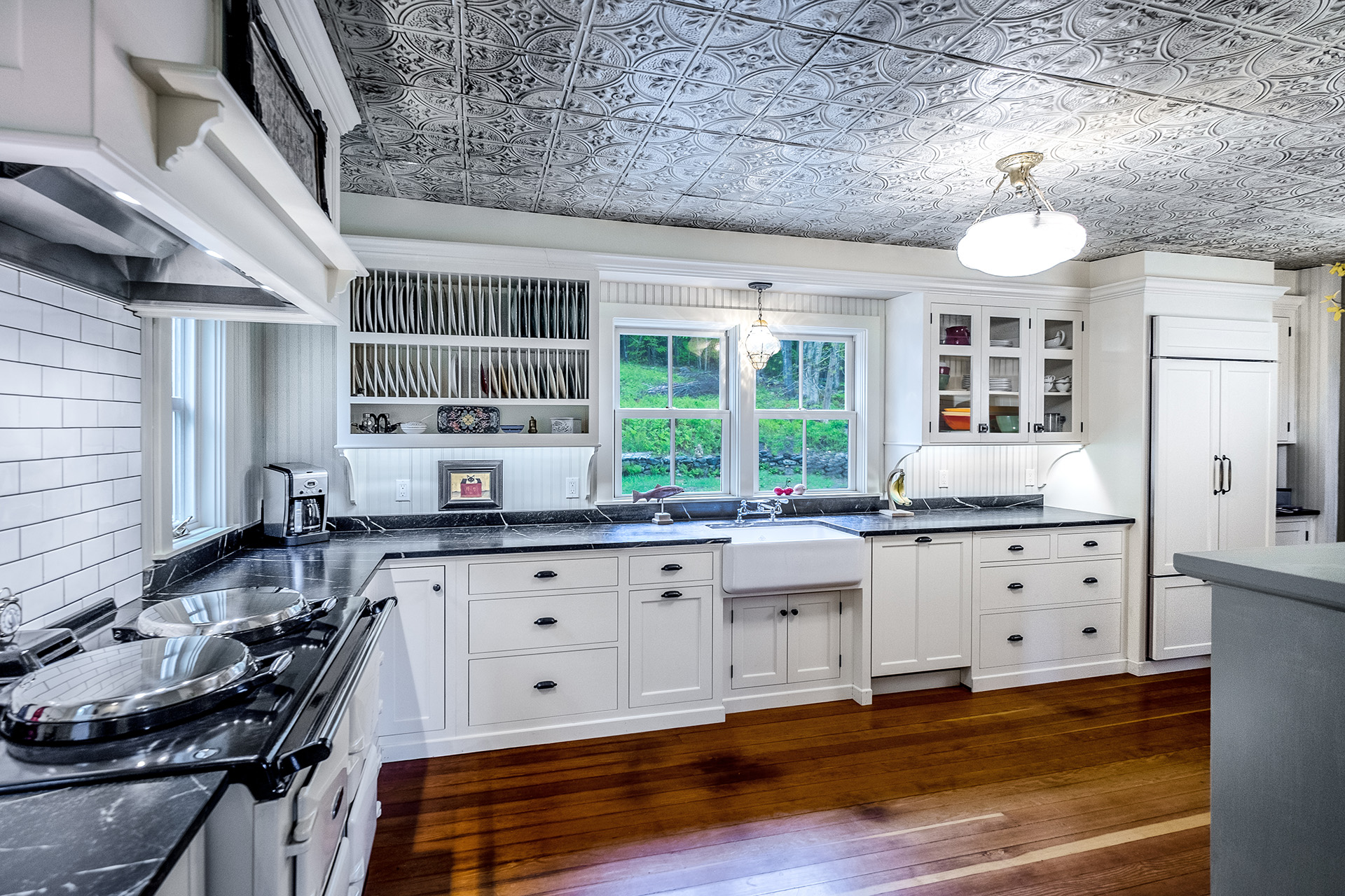 gorgeous kitchen made and designed by Kennebec company