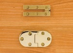 Butler Tray and Card Table Hinges