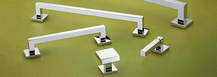 Bromford kitchen cabinet hardware from armac martin