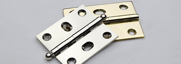 Large Precision Butt Hinges