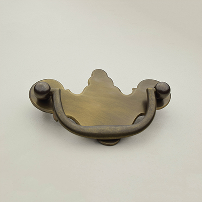 "H-41 2-1/2"" Chippendale Drawer Pull"