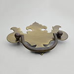 "C-602L 2-3/4"" Chippendale Drawer Pull"