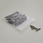 "#6 3/4"" Stainless Steel Screw"