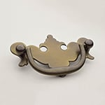 "H-17 2-1/2"" Chippendale Drawer Pull"