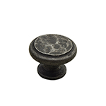 BK-1 Hand Forged Iron Knob