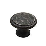 BK-2 Hand Forged Iron Knob