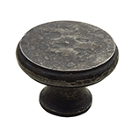 BK-4 Hand Forged Iron Knob