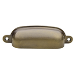 BN-3 Forged Brass Bin Pull