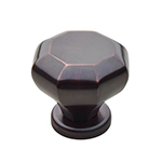 "1-1/2"" Burbridge Oil Rubbed Bronse Knob"