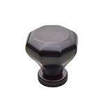 "1-1/4"" Burbridge Oil Rubbed Bronze Knob"