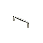 "4-1/4"" Burbridge Polished Nickel Handle"