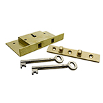 Half Mortise Chest Locks