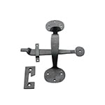 HF-14RB Reverse Bevel Interior Suffolk Latch Set