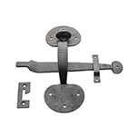 HF-17RB Reverse Bevel Exterior Suffolk Latch Set