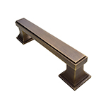 "JP-4 4"" Jefferson Drawer Pull"