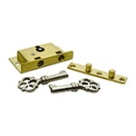 Jewelry Box Lock