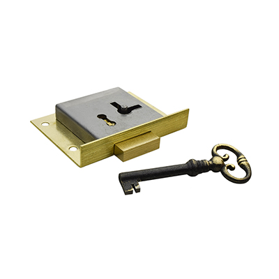 LK-3 Half Mortise Drawer Lock