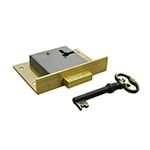 LK-4 Half Mortise Drawer Lock