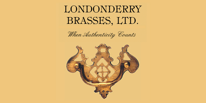 Londonderry Brasses Hardware