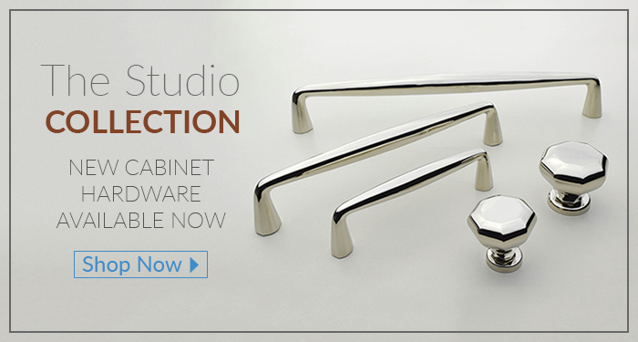 The Studio Collection featured at Horton Brasses