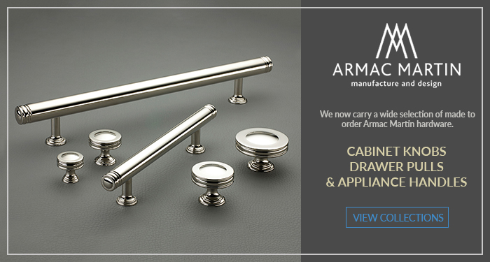 we now carry a variety of made to order Armac martin Hardware