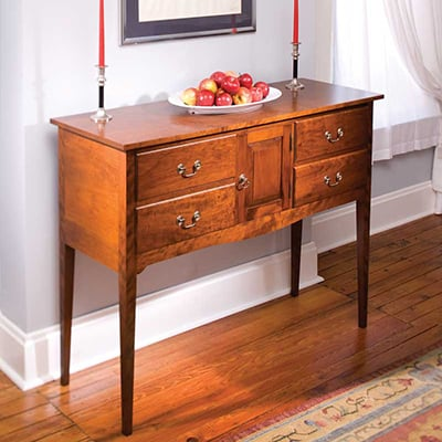 Queen Anne Side Table Bundle