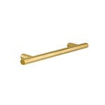 "MH-HX-APP-3 12"" Unlacquered Polished Brass Hexad Appliance Pull"