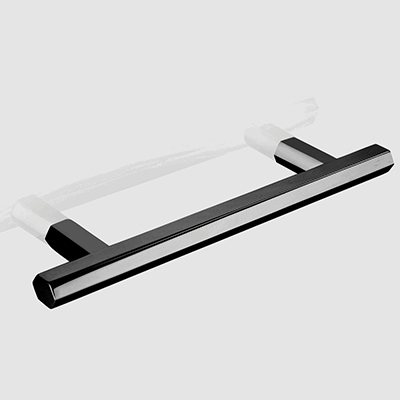 "MH-HX-APP-3 12"" Satin Chrome Hexad Appliance Pull"