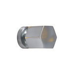 "MH-HXK-2 1"" Weathered Chrome Knob"