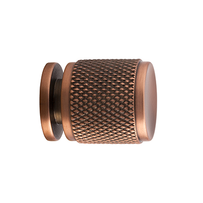"MH-JAZZK-2 1"" Brushed Copper Jazz Knob"