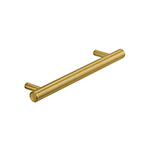 "MH-MON-3 7-1/2"" Brushed Brass Monaco Pull"