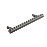 "MH-MON-APP-1 12"" Bright Chrome Monaco Appliance Pull"