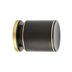 "MH-MONK-1 1-1/4"" Oil-Rubbed Bronze Monaco Knob"