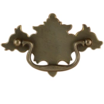 "CH-6 3-1/2"" Large Chippendale Drawer Pull"