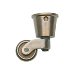 "HG-75 3/4"" Round Cup Caster"