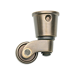 "HG-75 7/8"" Round Cup Caster"
