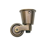 "HG-75 1-1/8"" Round Cup Caster"