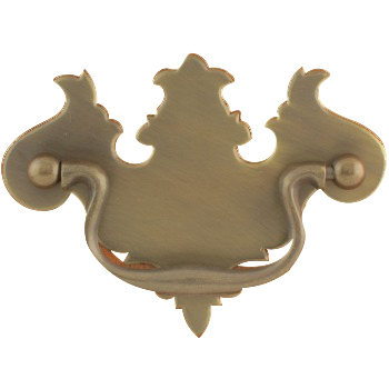 "NC-600 3"" Large Chippendale Drawer Pull"