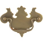 "NC-600 3-1/2"" Large Chippendale Drawer Pull"
