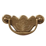 "QA-2 3"" Early Queen Anne Drawer Pull"