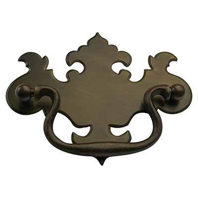 "C-602L 3-1/4"" Chippendale Drawer Pull"