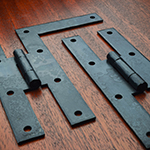 H and HL Iron Hinges